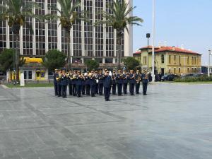 20 Temmuz Barış ve Özgürlük Bayramı 45'inci Yıldönümü Töreni (20.07.2019)