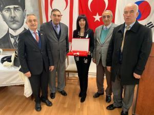 Türkiye Muharip Gaziler Derneği İzmir Şubesi Ziyareti (08.01.2020)