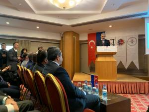 Yerel Yönetimlerde Etik Farkındalık Projesi İzmir Çalıştayı (07.01.2020)